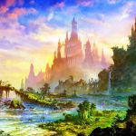 190 1907031 fantasy world painting art fantasy bank wallpaper fantastic