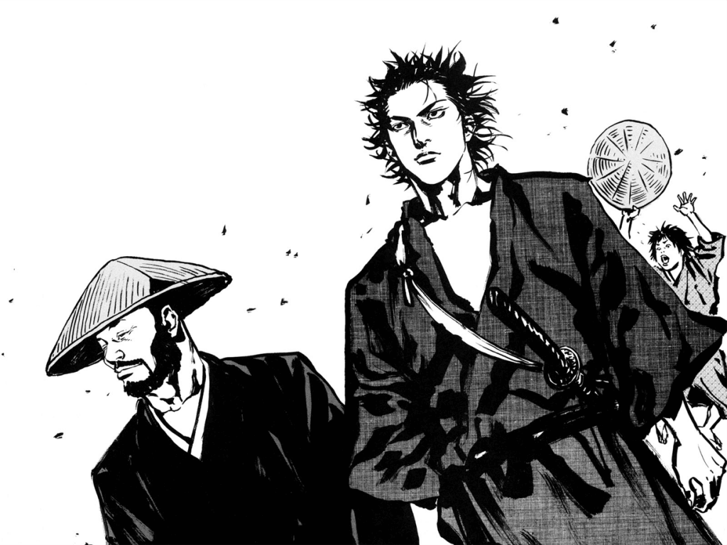 Vagabond, and the enduring legacy of Musashi