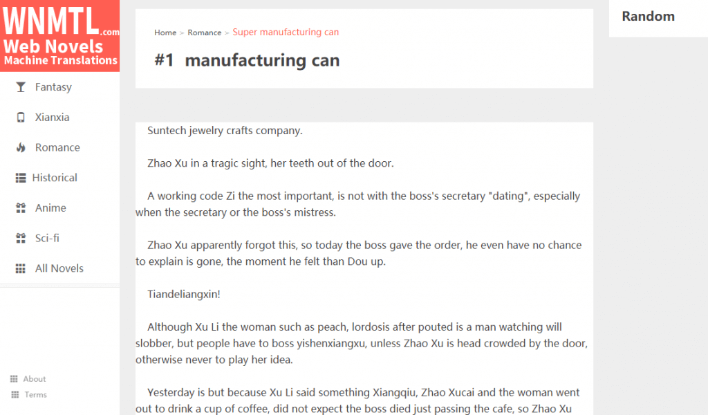 mtl for super manufacturing can