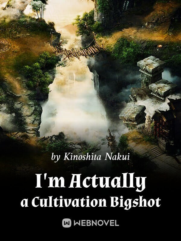 Chinese Webnovel new cultivation bigshot