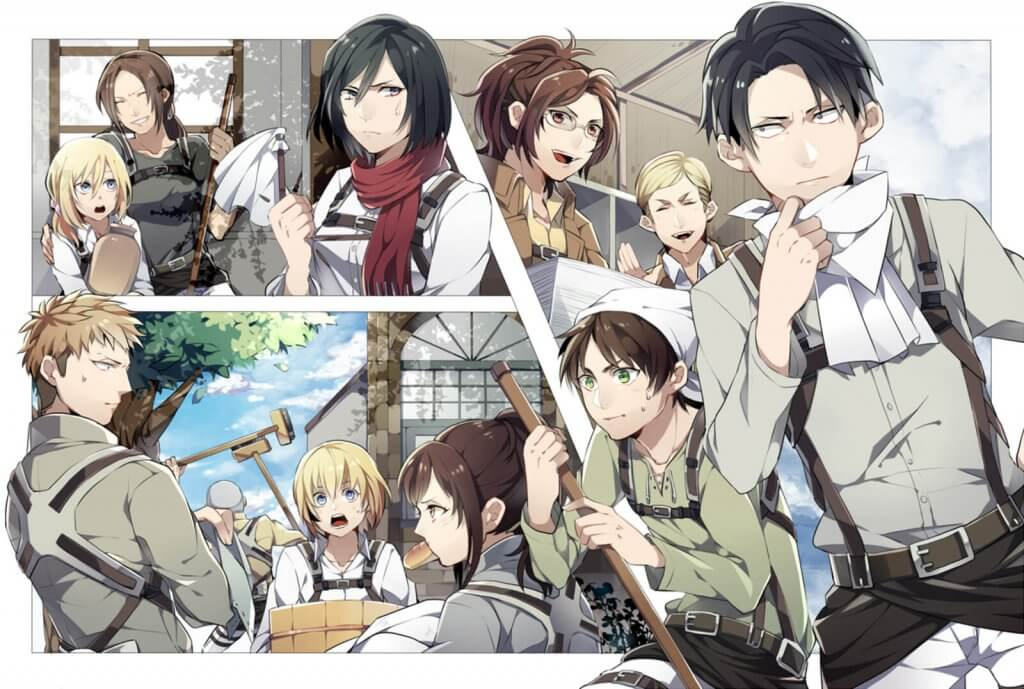Attack on Titan FanFiction: 12 Recommendations