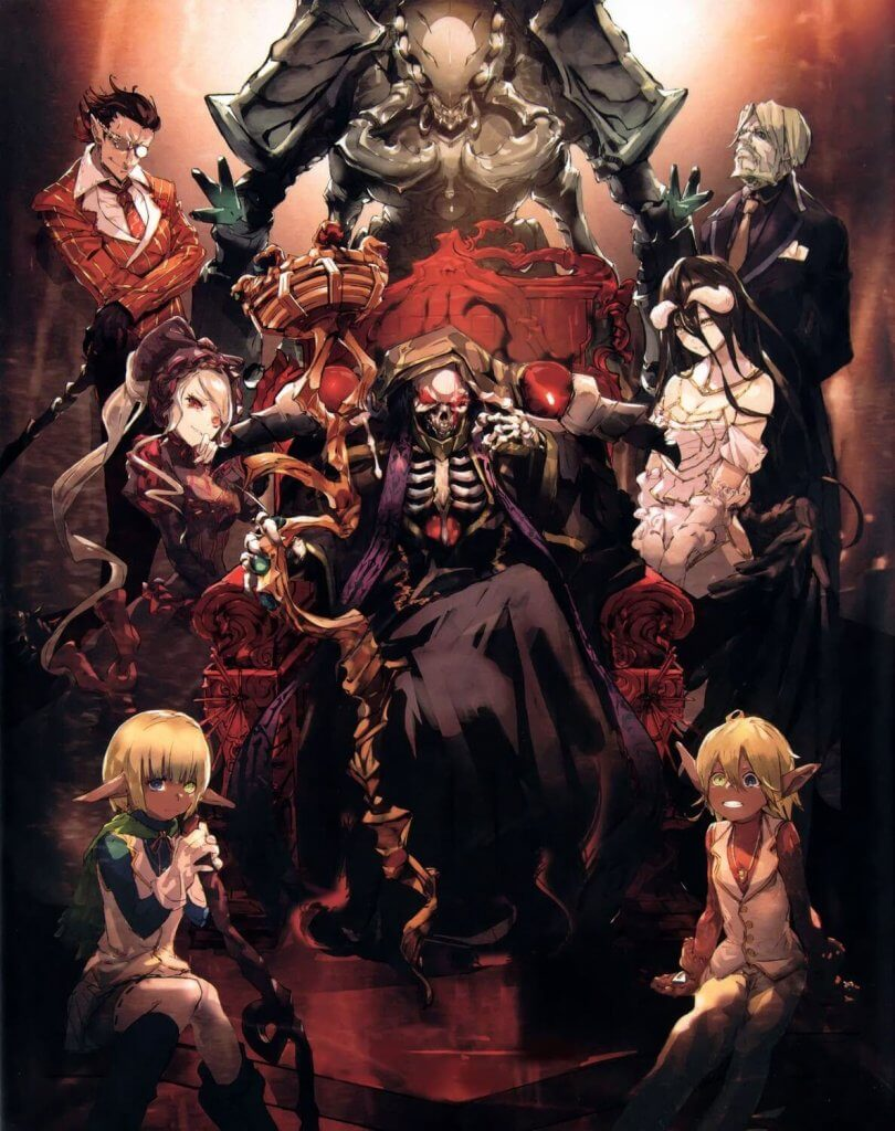 overlord volume 14