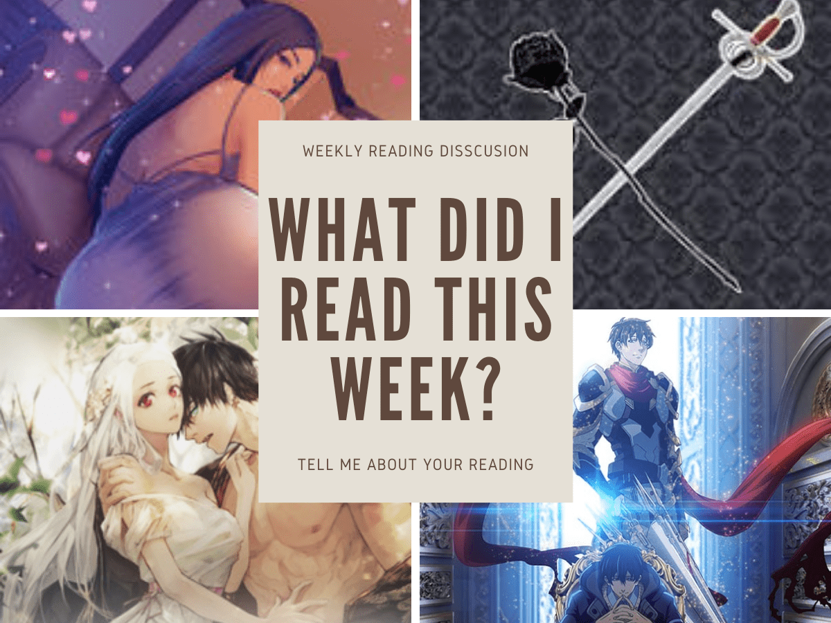 What Did I Read This Week 1